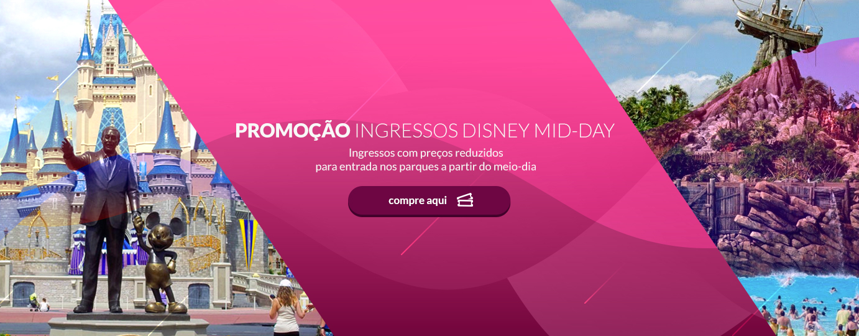 Promoção De Ingressos Da Disney